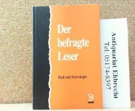 Der befragte Leser: Buch und Demoskopie