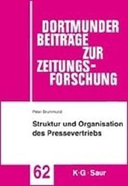 Struktur und Organisation des Pressevertriebs