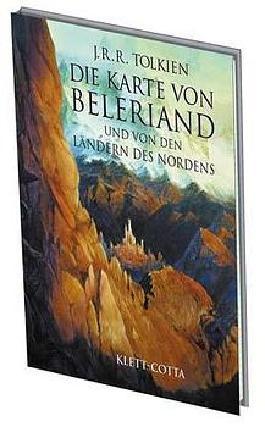 Die Karte von Beleriand