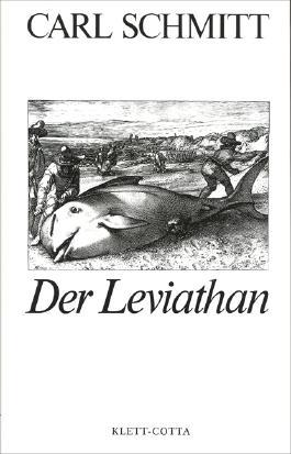 Der Leviathan in der Staatslehre des Thomas Hobbes