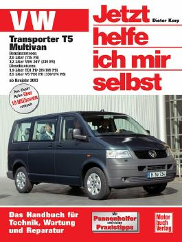 VW Transporter T5 / Multivan