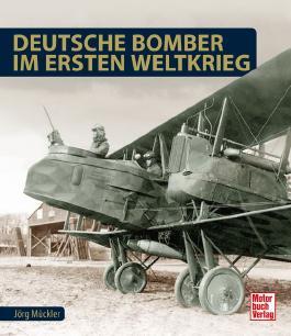 Deutsche Bomber im Ersten Weltkrieg