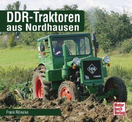 DDR-Traktoren aus Nordhausen