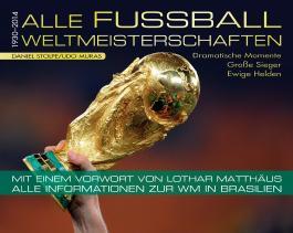 Alle Fußball Weltmeisterschaften 1930-2014