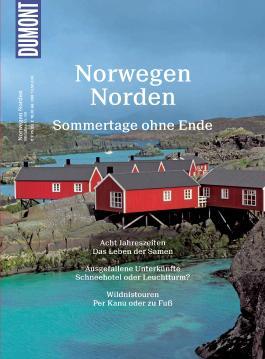 DuMont BILDATLAS Norwegen Norden: Sommertage ohne Ende (DuMont BILDATLAS E-Book)