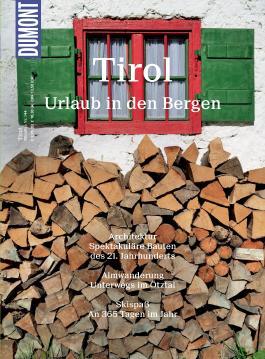 DuMont BILDATLAS Tirol: Urlaub in den Bergen (DuMont BILDATLAS E-Book)