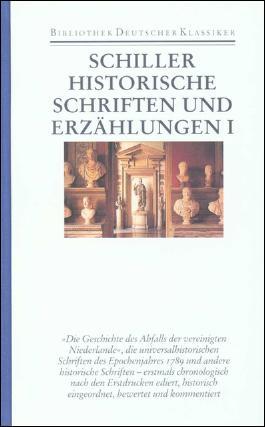 Historische Schriften und Erzählungen. Tl.1