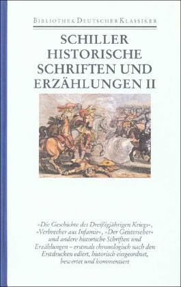 Historische Schriften und Erzählungen. Tl.2