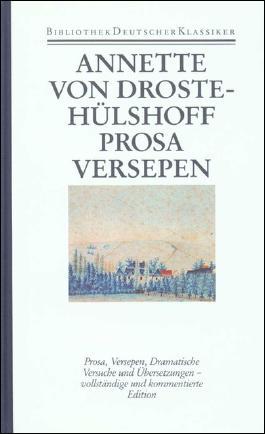 Prosa, Epische und Dramatische Werke, Übersetzungen