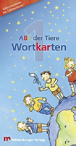 ABC der Tiere 1 – Neubearbeitung / Wortkarten