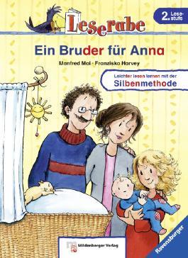 Leserabe – Ein Bruder für Anna