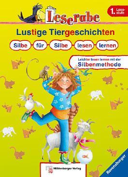 Leserabe – Lustige Tiergeschichten