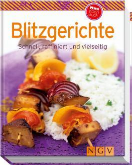 Blitzgerichte (Minikochbuch)