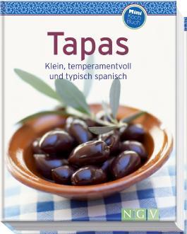 Tapas (Minikochbuch)