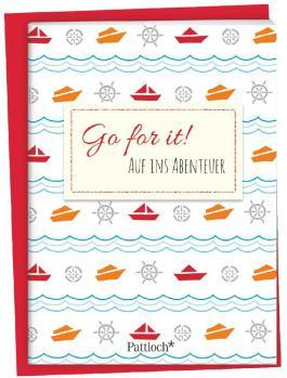 Go for it! Auf ins Abenteuer