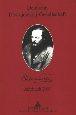 Deutsche Dostojewskij-Gesellschaft Jahrbuch. Bd 8