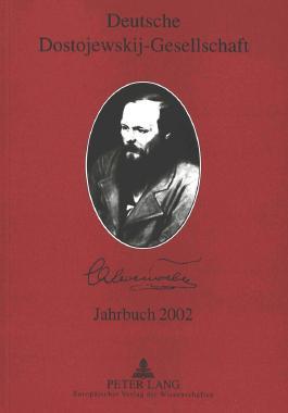 Deutsche Dostojewskij-Gesellschaft Jahrbuch