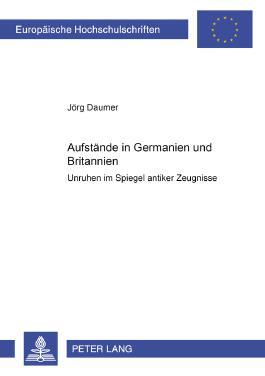 Aufstände in Germanien und Britannien