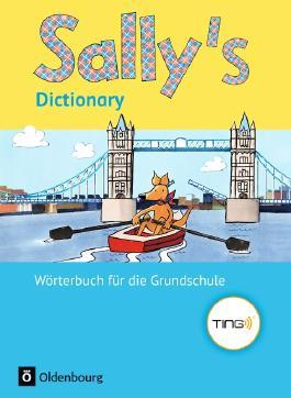 Sally - Zu allen Ausgaben / 1.-4. Schuljahr - Sally's Dictionary