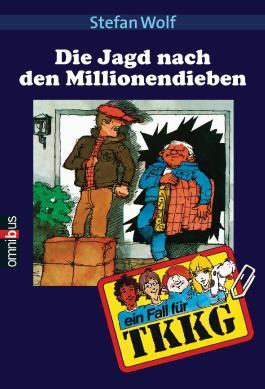 TKKG - Jagd nach den Millionendieben: Band 1