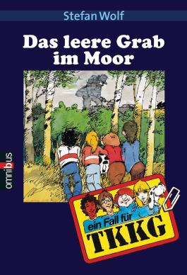 TKKG - Das leere Grab im Moor: Band 3