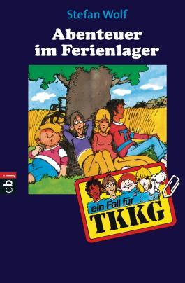 TKKG - Abenteuer im Ferienlager: Band 9