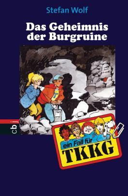 TKKG - Das Geheimnis der Burgruine: Band 107