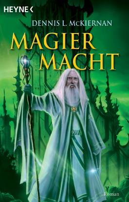 Magiermacht: Roman