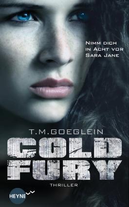 Cold Fury: Roman (Heyne fliegt)