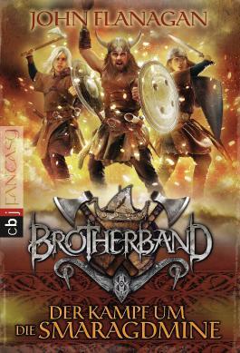 Brotherband - Der Kampf um die Smaragdmine: Band 2