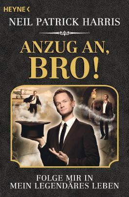 Anzug an, Bro!