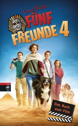 Fünf Freunde 4 - Das Buch zum Film: Band 4