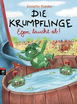 Die Krumpflinge - Egon taucht ab (Die Krumpflinge-Reihe 4)