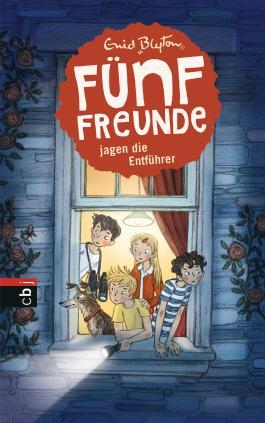 Fünf Freunde jagen die Entführer (Einzelbände 13)