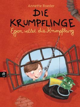 Die Krumpflinge - Egon rettet die Krumpfburg (Die Krumpflinge-Reihe 5)