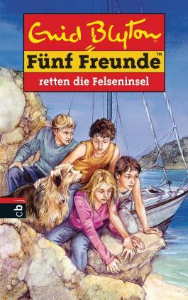 Fünf Freunde retten die Felseninsel (Einzelbände 45)