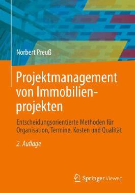 Projektmanagement von Immobilienprojekten