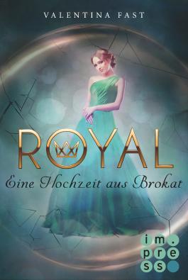 Royal - Eine Hochzeit aus Brokat