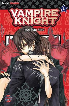 Vampire Knight, Band 8