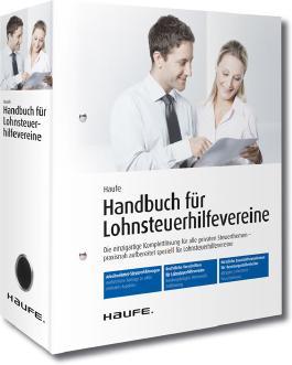 Haufe Handbuch für Lohnsteuerhilfevereine 2016