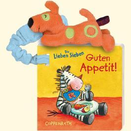 Mein Buggybuch Die Lieben Sieben - Guten Appetit!