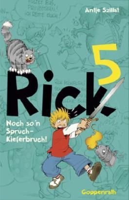 Rick - Noch so 'n Spruch - Kieferbruch!