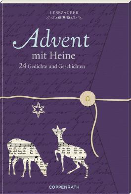 Advent mit Heine - Briefbuch zum Aufschneiden