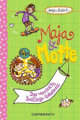 Maja und Motte - Das verrückte Zwillings-Geheimnis