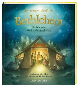 In einem Stall in Bethlehem