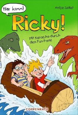 Hier kommt Ricky! - Mit Karacho durch den Fun-Park!