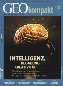 GEO kompakt / GEOkompakt 28/2011 - Intelligenz, Begabung, Kreativität