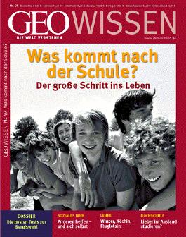GEO Wissen / GEO Wissen 49/2012 - Was kommt nach der Schule