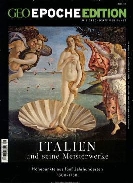 GEO Epoche Edition 11/2015 - Italien