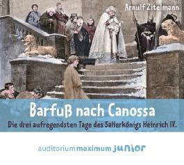 Barfuß nach Canossa